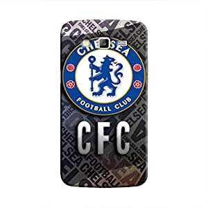 Cover It Up - Chelsea CFC Galaxy J5 Hard Case
