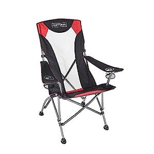 Amazon Com Heavy Duty Folding Chair Big Boy Mesh High