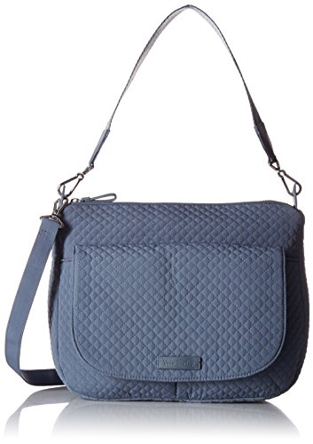 Vera Bradley Carson Shoulder Bag, Charcoal