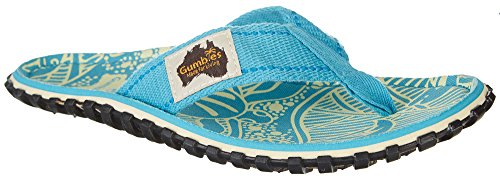 Islander Brown Flop Flip Blues Retro Gumbies qUgodcwEU