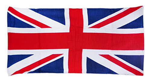 British Union Beach Towel England product image