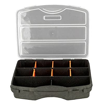 Kole Imports HR417 Snap-Close Tool Organizer Case