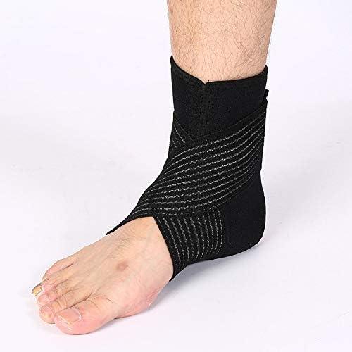 XZP アンクルスポーツ保護具バスケットボールサッカーの脊髄保護アンクル足首の圧力ベルトフットガード女性の男性