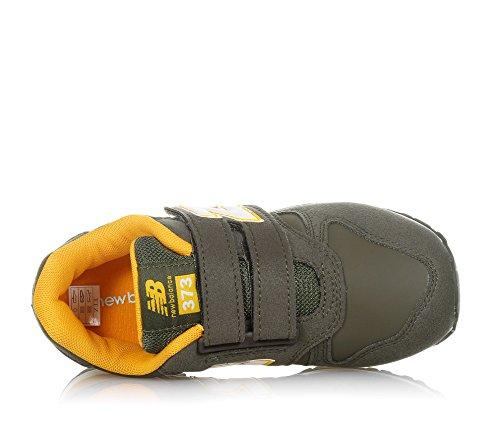 New Balance Unisex Baby 373v1 Sneaker Grün