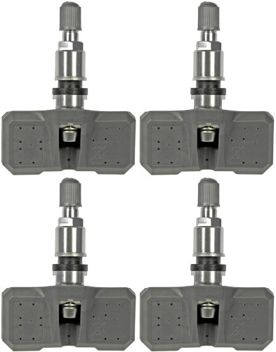 FourTire Pressure Monitoring System (TPMS) Sensor Dorman 974-033