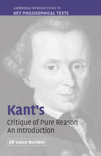 Kant's 'Critique of Pure Reason': An Introduction (Cambridge Introductions to Key Philosophical Texts)