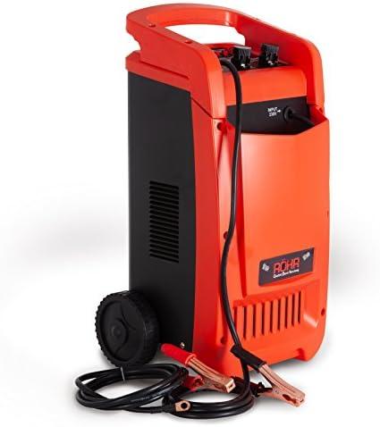 Röhr DFC-450P - Cargador batería Coche/camión - Turbo/Lento - Reparación, Mantenimiento, Inicio rápido - 70 A - 12/24 V: Amazon.es: Coche y moto