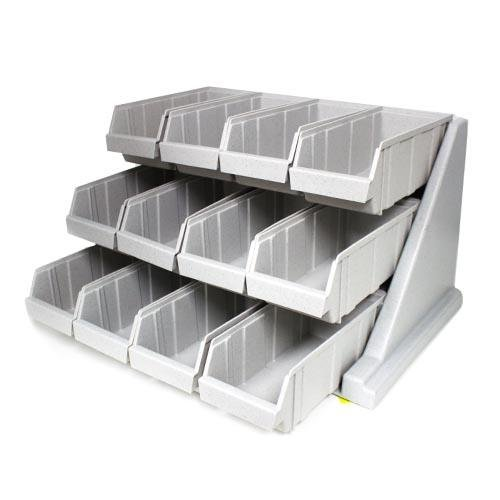 - Cambro Organizer Vr Pack 12Bin-Spkgy (12RS12480) Category: Food Storage Round Containers