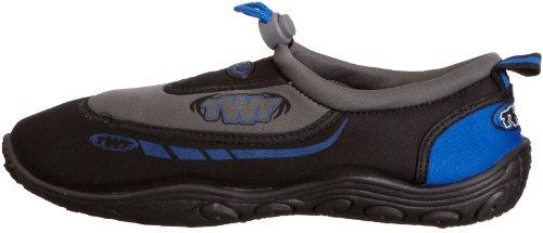 TWF Graphic Schuhe für Männer - schwarz/blau, Größe 44