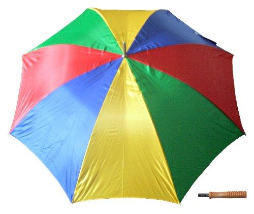 Strandschirm Sonnenschirm Regenschirm 2in1 preiswert