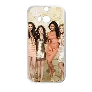 HTC One M8 Phone Case Pretty Little Liars Case Cover PP8M313997