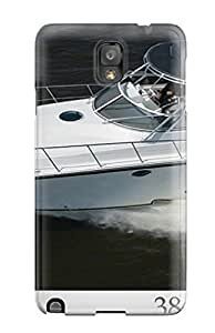 Hot Style VYRVIoN325OxNNW Protective Case Cover For Galaxynote 3(boat)