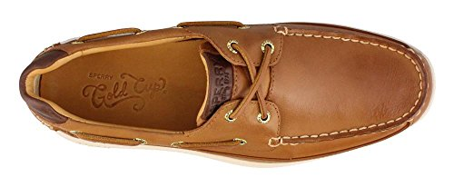 Gold Tan Sperry Boat Shoe Cup White Ultra Mens Sn7x5R