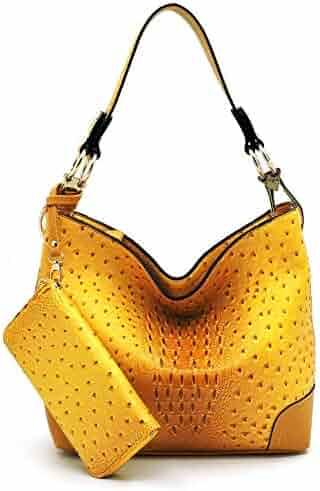 d4934bfdbab9 Shopping Yellows - Hobo Bags - Handbags & Wallets - Women - Clothing ...