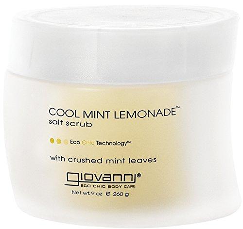 - Giovanni Salt Scrub Cool Mint Lemonade - 9 oz