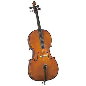 Cremona SC-130 Premier Novice Cello, 9