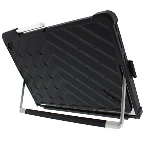 Gumdrop Cases Droptech for Acer Aspire Switch Alpha 12 Rugged 2-in-1 Tablet Case Shock Absorbing Cover Black/Black SA5-271