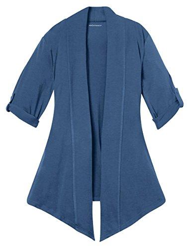 Port Authority - Ladies Concept Shrug-XL (Moonlight Blue)