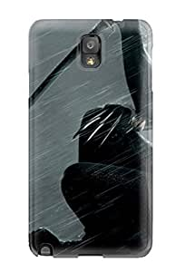 Hot Tpu Cover Case For Galaxy/ Note 3 Case Cover Skin - Wolverine