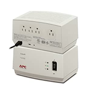 APC LE1200 Line-R 1200VA Automatic Voltage Regulator