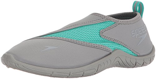 Speedo Women's Surfwalker Pro 3.0 Water Shoe, Frost Grey, 8 B(M) US by Speedo