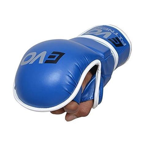 EVO Fitness MMA gel Gants Cage UFC Combat entraînement GANT entraînement