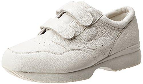 Propet Men's M3715 Leisure Walker Strap Sneaker,Ice Grain,12 X (US Men's 12 ()