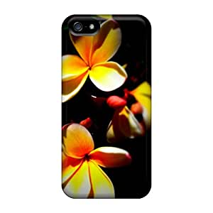 Plumeria Rubra Case Compatible With Iphone 5/5s/ Hot Protection Case