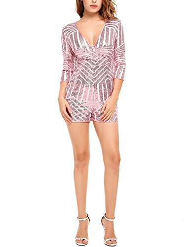 Meaneor Fashion Bodycon Jumpsuits Clubwear product image