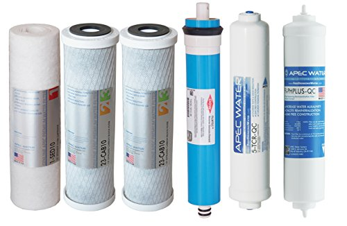 apec-90-gpd-complete-replacement-filter-set-for-ultimate-series-alkaline-reverse-osmosis-water-syste