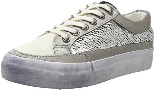 Fiorucci Women's Fead016 Trainers Silver (Silver Silver)