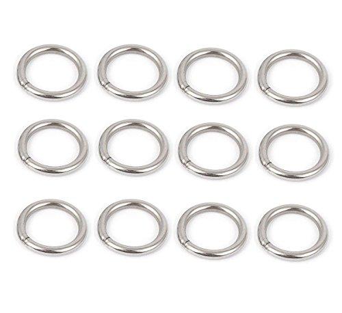 YXQ Welded O Rings 0.87