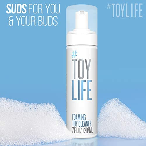 ToyExistence All-Purpose Foaming Toy Cleaner, 7 Oz