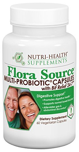 True Health Flora-Source | Multi Probiotic with BIF Relief 24/7