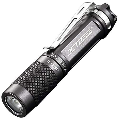 JETBeam Jet-U LED Flashlight - Jet Jetbeam