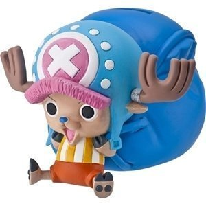 Megahouse One Piece: Chara Bank Animal Series: Chopper Action - Animal Piece Jungle One