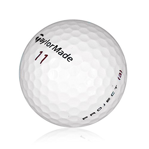 Taylor Made Project (A) AAAA Pre-Owned Golf Balls TA-PROJECT (A)-2