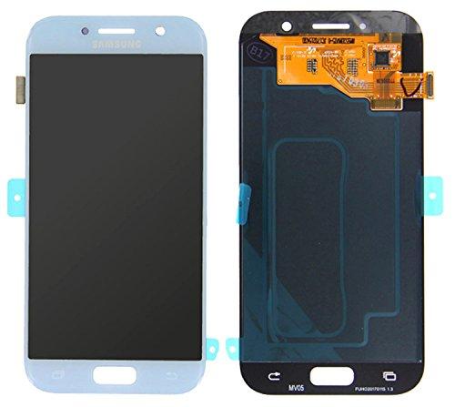 Samsung Galaxy A5 A520F (2017) LCD Display Bildschirm Digitizer Touchscreen Blau GH97-19733C