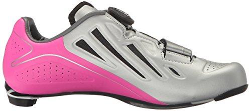 Elite Silver V5 Damen Multi Pink W Road Izumi Fahrradschuh Glo Pearl 4UP7wxgqn