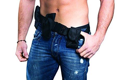 [HMS Men's Police Utility Belt, Belt, One Size] (Police Costumes For Men)