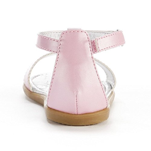 Hello Kitty Pink T-Strap Sandals - Girls by Hello Kitty (Image #2)