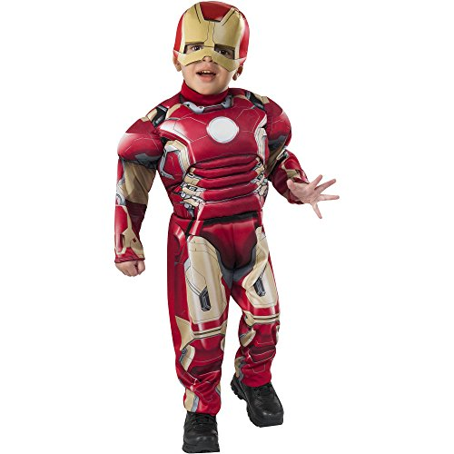 Iron Man Toddler Costume with (Iron Man Baby Costumes)