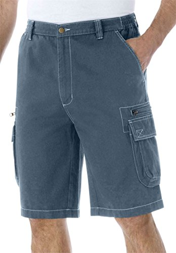 Kingsize Mens Tall Dock Shorts