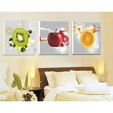 ZSQ Stampe Poster pittura cucina moderna frutti parete ...