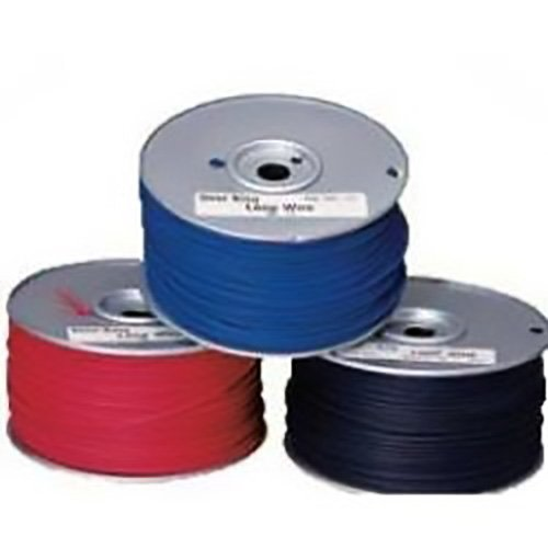 DoorKing Loop Wire for Loop detectors applications 18 AWG XLPE Insulation 1000 Ft. Roll Blue