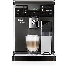 Saeco Super-automatic Espresso Machine with Milk Carafe Moltio, HD8869/47
