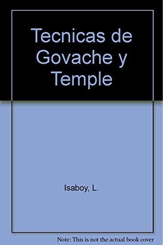 Descargar Libro Tecnicas De Govache Y Temple L. Isaboy