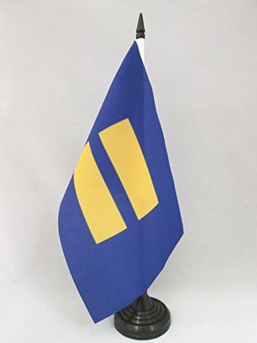AZ FLAG Bandera de Mesa de la Igualdad 21x14cm - BANDERINA de ...