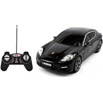 porsche panamera turbo rc radio remote control car 118 scale black