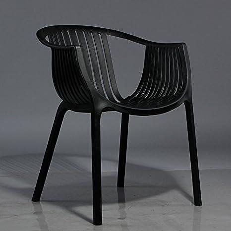 ArtetDecoEu Sedie qoko plastica design Luxe Loft Industriale Retro ...